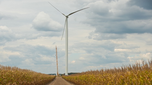 The State of Renewables is strong, a new college wind competition, and American-made Kansas turbines