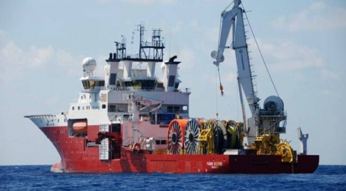 Fugro Win Two Offshore Wind Farm Trenching Contracts