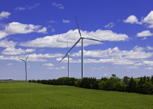 Iberdrola Renewables Files Potential Wind Power Agreement with Green Mountain Power