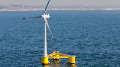 GWEC launches Task Force to drive global growth of floating offshore wind energy