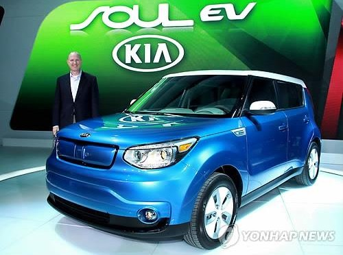South Korean carmakers step up R&D to build affordable electric vehicles