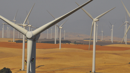 NRG Yield to buy largest N America wind farm