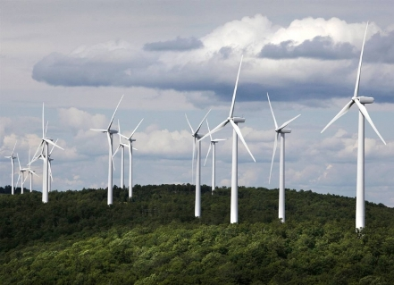Invenergy Announces Start of Commercial Operations at Orangeville Wind Farm in New York
