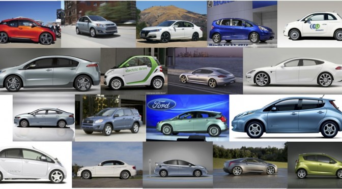 Electric vehicles (EV) sales doubled across the EU in 2013