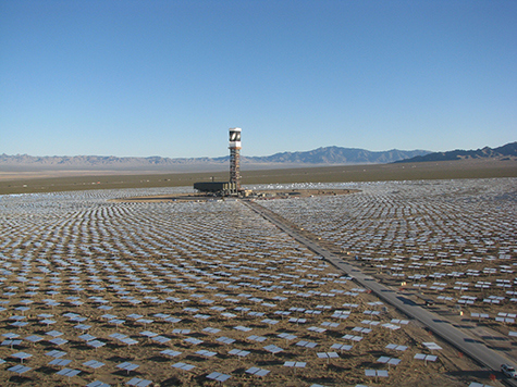NRG Energy's Solar Energy Portfolio (Concentrated Solar Power and PV) Surpasses 1,200 Megawatts