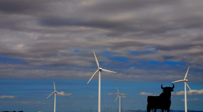 Wind energy becomes the first technology in Spain