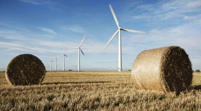 Wind power most popular source of energy in UK