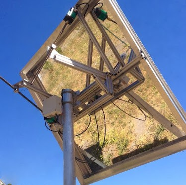 LightManufacturing patents a Concentrated Solar Power (CSP) for solar plastic molding system