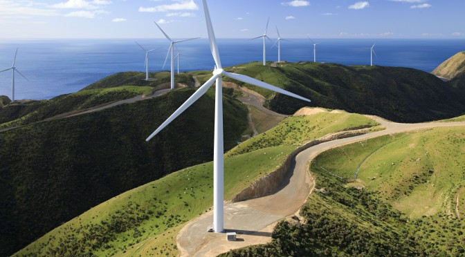 New wind farm planned for Mercury New Zealand
