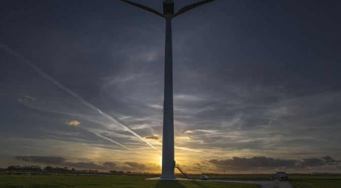 Westermeerwind wind farm reaches financial close, Netherlands