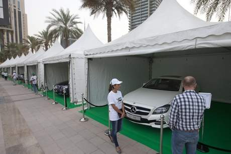 Electric cars will be on the streets of Dubai in the next 18 months
