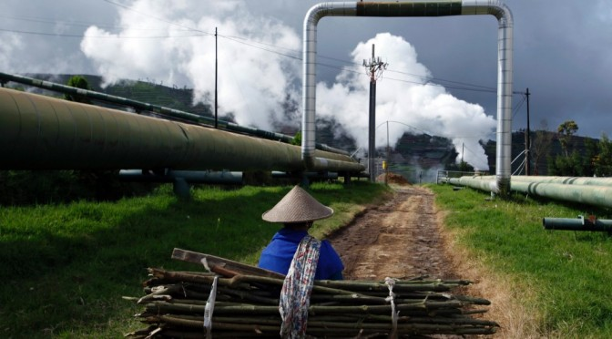 Indonesia ups renewable electricity plan