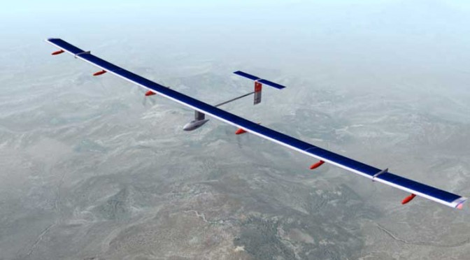 Swiss solar power aircraft set for globe flight in 2015