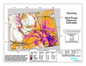 Wyoming Wind Energy