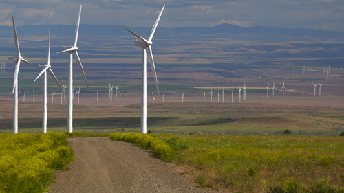 Wind power cometh to Georgia