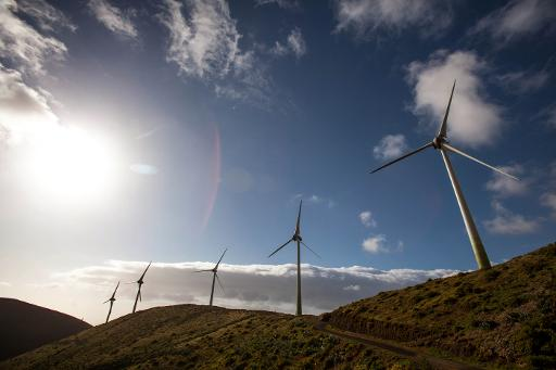 Spanish island El Hierro to be fully powered by wind energy, hydroelectric