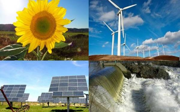 Total installed capacity of renewable energy (wind energy, hydro, geothermal energy, concentrated solar power, PV, reached 1,700 GW in 2013