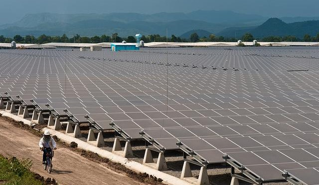 Thailand pursues solar energy