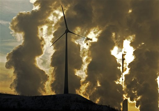 IPCC: Cut carbon emissions to save the world from climate change