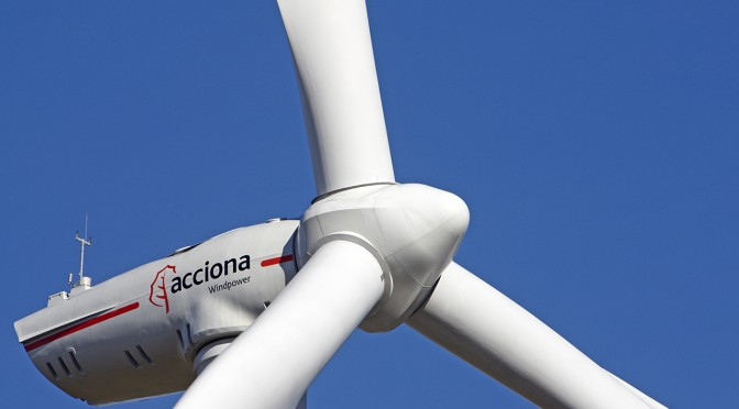 KKR and Acciona partner in global renewable energy business