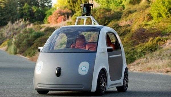 Google self-driving electric cars promise to save lives, end traffic jams