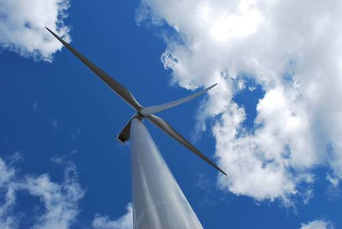 Bacardi in Puerto Rico announces powered by the Wind Power
