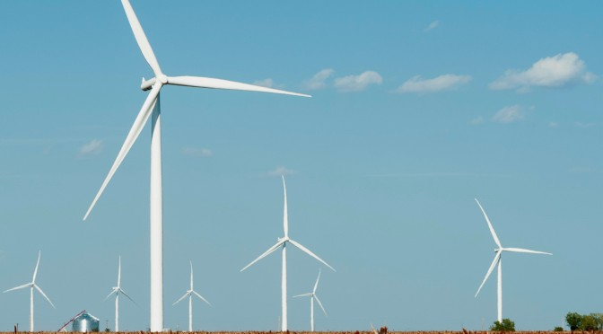 Google powers up with wind energy from Iowa, South Dakota, Oklahoma