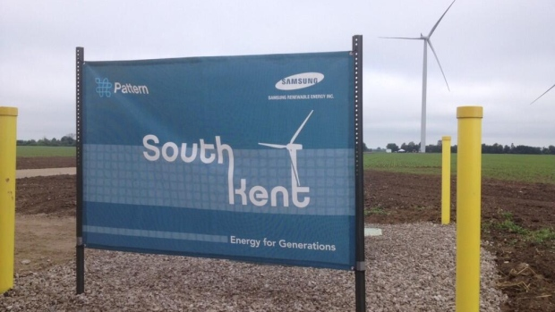Canada's largest wind farm opens in Chatham-Kent
