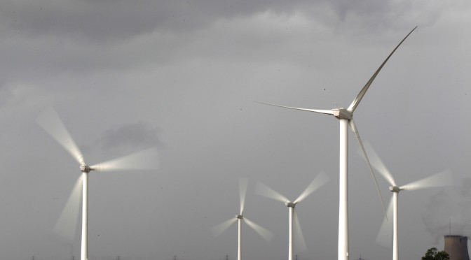 Scotland's renewable energy electricity rises 50 pct in first quarter