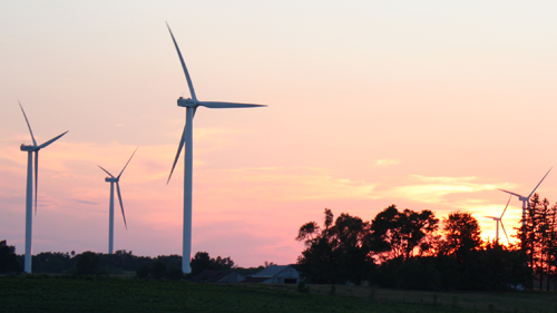 Wind power: Wind's integration costs are lower than those for other energy sources