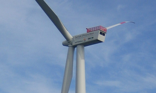 World's most powerful wind turbine successfully installed in Scottish waters