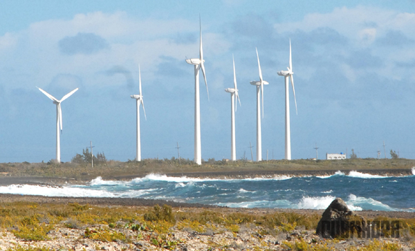 Cuba develops wind energy