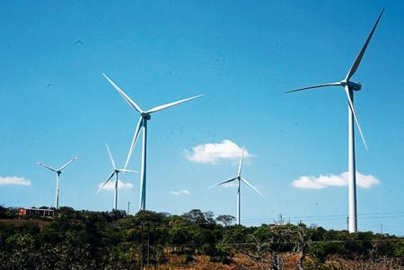 Spain's Iberdrola, Gamesa to build wind farm in Honduras with 25 Gamesa G90 wind turbines