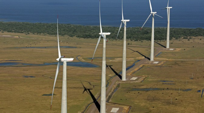 Acciona Windpower wins 54 MW Brazil wind energy order