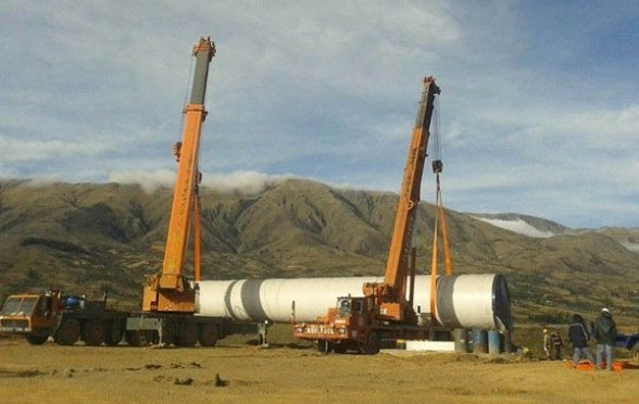 Bolivia announces the construction of three wind energy plants