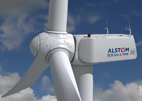 Alstom wins Brazilian wind power connection deal
