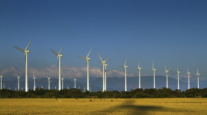 Acciona supports Banco Santander's carbon neutrality target through its Oaxacas wind farm in Mexico