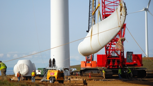 IEA Wind Power Reports Growth in Generation in 2013