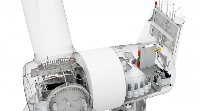 Siemens to provide wind turbines for Cedar Point II Wind Farm