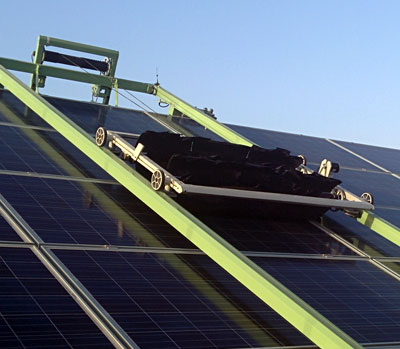 Ecoppia Selected for Five New Solar Energy Projects
