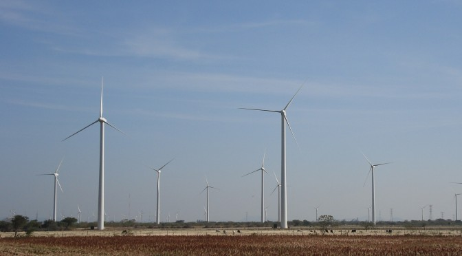 Gamesa consolidates its presence in Mexico wind power with the sale of a 74 MW wind farm to Grupo México