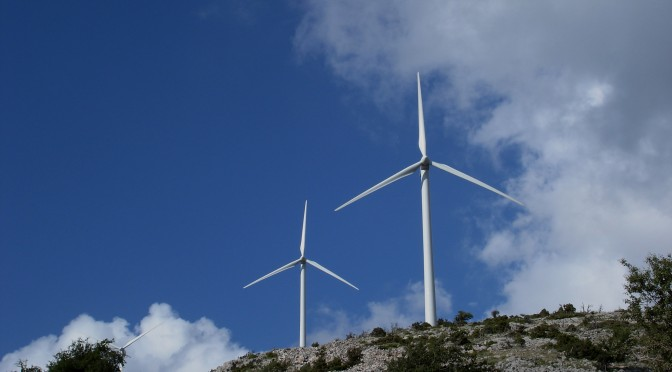 Wind energy in Greece: Gamesa supplies 41 wind turbines for wind farm plants