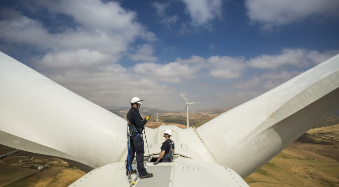 Iberdrola inaugurates Pier II wind farm in Mexico