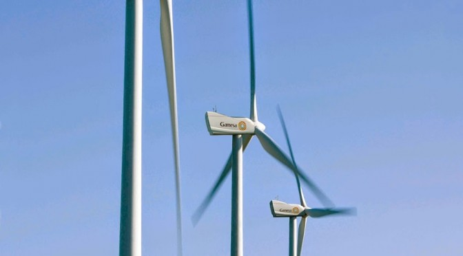 Wind energy in Turkey: Gamesa to supply wind turbines to Kardemir wind farm