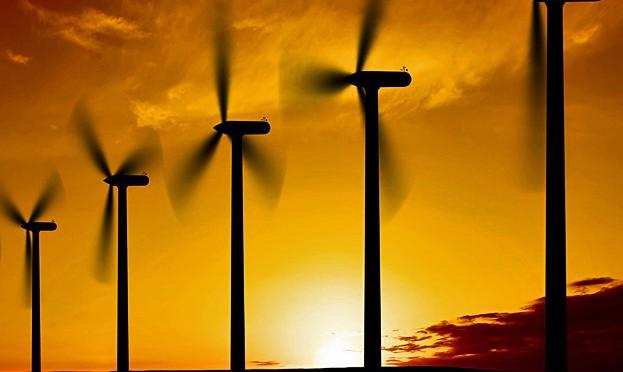 Dominica wind farm in Mexico