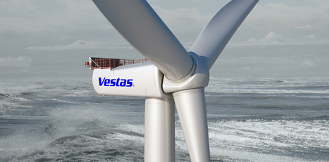 In the third quarter of 2017, Vestas generated revenue of EUR 2,743m