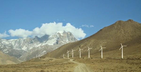 Exploring Wind Power In Nepal Reve