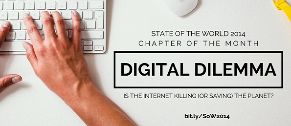 Is the Internet Killing (or Saving) the Planet?