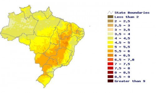 Brazilian renewable power auction set for Nov. 13