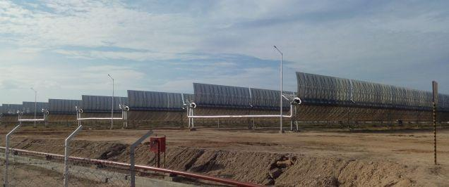 MEIL Green Power commissions 50 MW Concentrated Solar Power (CSP) plant
